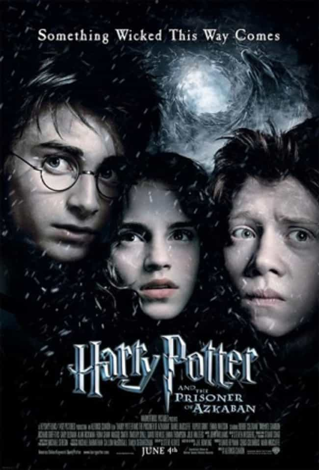 Harry Potter and the Prisoner ... is listed (or ranked) 2 on the list All Harry Potter Movies, Ranked Best to Worst