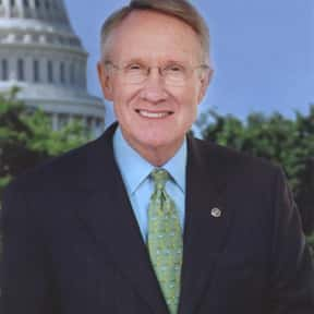 Harry Reid is listed (or ranked) 3 on the list Famous People Named Harold