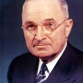 "Harry S. Truman - ""General is listed (or ranked) 5 on the list The Best Code Names the Secret Service Has Ever Used"