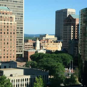 Hartford is listed (or ranked) 12 on the list The Best American Cities for Artists