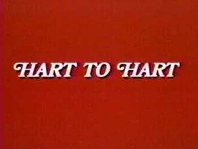 Hart to Hart is listed (or ranked) 1 on the list Sidney Sheldon Shows and TV Series