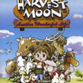 Harvest Moon: Another Wonderfu is listed (or ranked) 25 on the list List of All Simulation Video Games