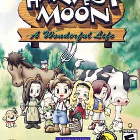 Harvest Moon: A Wonderful Life is listed (or ranked) 14 on the list The Best GameCube RPGs of All Time, Ranked by Fans