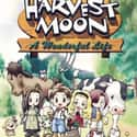 Harvest Moon: A Wonderful Life is listed (or ranked) 1 on the list List of All Social Simulation Games