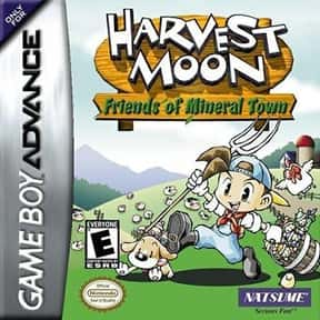 Harvest Moon: Friends of Miner is listed (or ranked) 14 on the list List of All Simulation Video Games