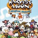 Harvest Moon: Magical Melody is listed (or ranked) 34 on the list The Best Life Simulation Games of All Time
