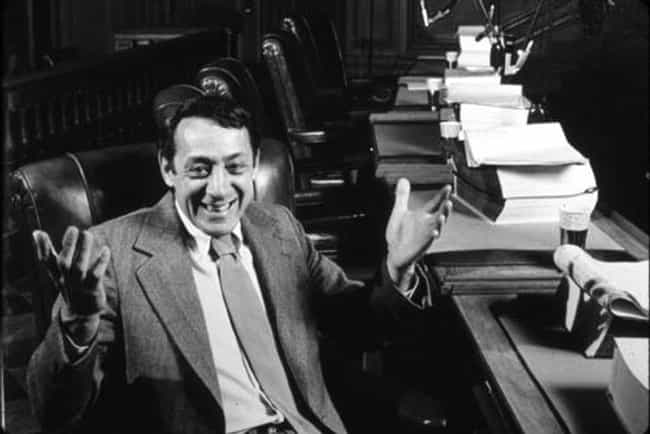 Harvey Milk is listed (or ranked) 3 on the list Famous People who Majored in Mathematics