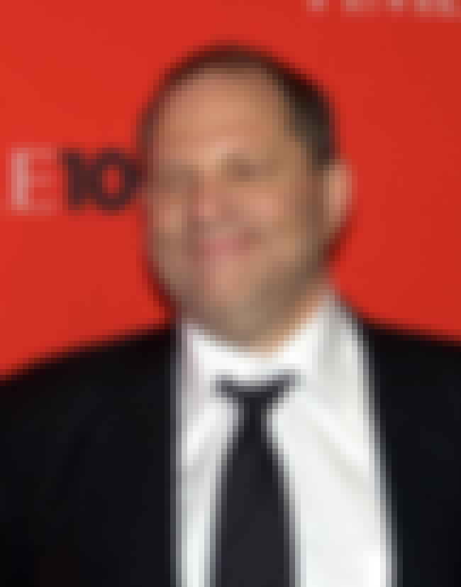 Harvey Weinstein is listed (or ranked) 3 on the list The Most Drastic Falls From Grace Throughout History