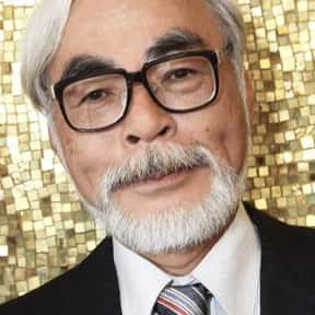 Hayao Miyazaki is listed (or ranked) 23 on the list The Greatest Directors In Movie History