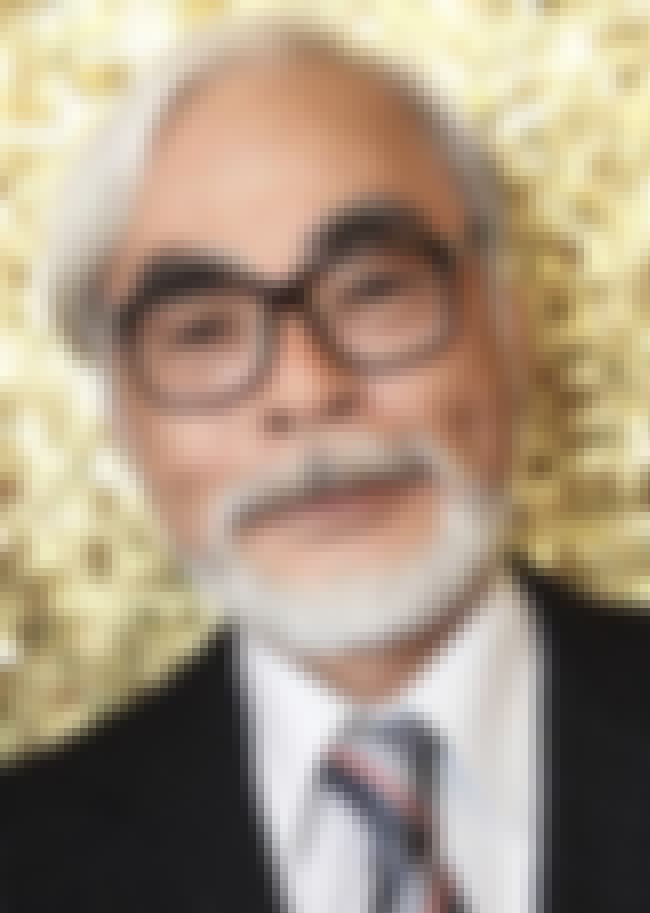 Hayao Miyazaki is listed (or ranked) 4 on the list List of Famous Animation Directors