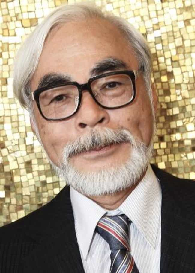 Hayao Miyazaki is listed (or ranked) 2 on the list List of Famous Inkers