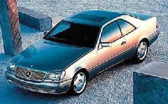 1999 Mercedes-Benz CL-Cl... is listed (or ranked) 4 on the list The Best Mercedes-Benz CL-Classes of All Time