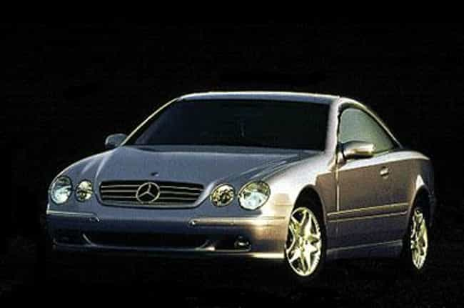 2000 Mercedes-Benz CL-Cl... is listed (or ranked) 2 on the list The Best Mercedes-Benz CL-Classes of All Time