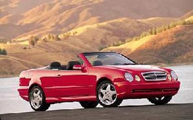 2002 Mercedes-Benz CLK-Class C... is listed (or ranked) 2 on the list The Best Mercedes-Benz CLK-Classes of All Time