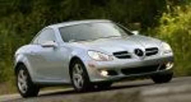 2007 Mercedes-Benz SLK-Class is listed (or ranked) 3 on the list The Best Mercedes-Benz SLK-Classes of All Time