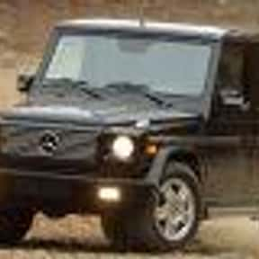2007 Mercedes-Benz G-Class is listed (or ranked) 2 on the list The Best Sport Utility Vehicles of All Time