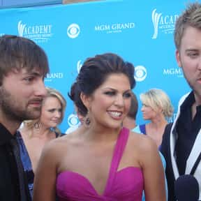 Lady Antebellum is listed (or ranked) 8 on the list The Best Musical Artists From Tennessee
