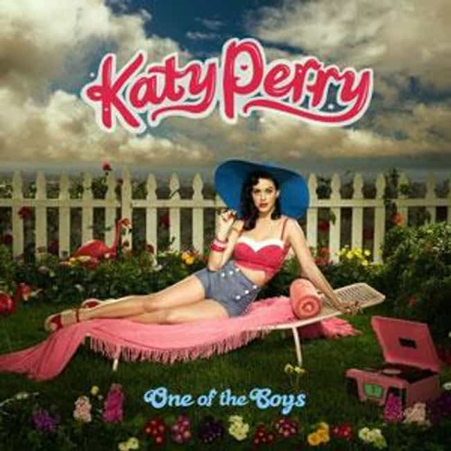 One of the Boys is listed (or ranked) 3 on the list The Best Katy Perry Albums of All Time