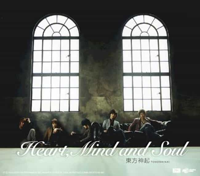 Heart, Mind and Soul is listed (or ranked) 2 on the list The Best TVXQ Albums of All Time