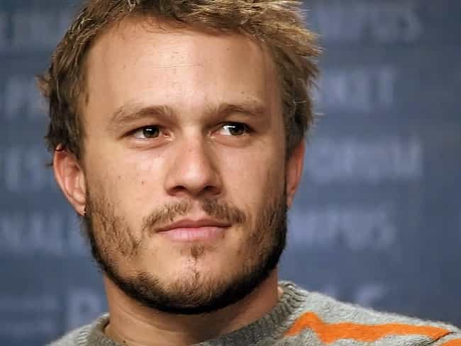 Heath Ledger is listed (or ranked) 3 on the list Famous Friends of Russell Crowe