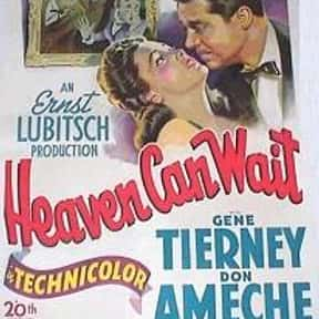 Heaven Can Wait is listed (or ranked) 9 on the list The Best Movies With Heaven in the Title