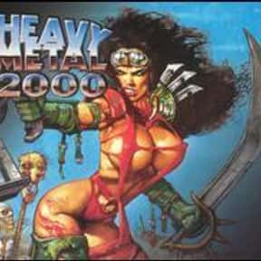 Heavy Metal 2000 is listed (or ranked) 24 on the list The Greatest Animated Sci Fi Movies