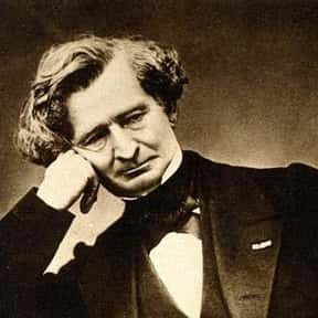 Hector Berlioz is listed (or ranked) 21 on the list List of Famous Conductors
