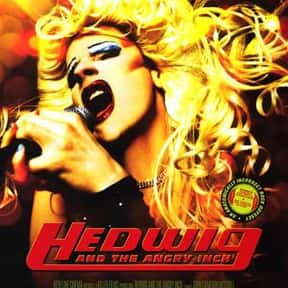 Hedwig and the Angry Inch is listed (or ranked) 9 on the list The Best LGBTQ+ Comedy Movies