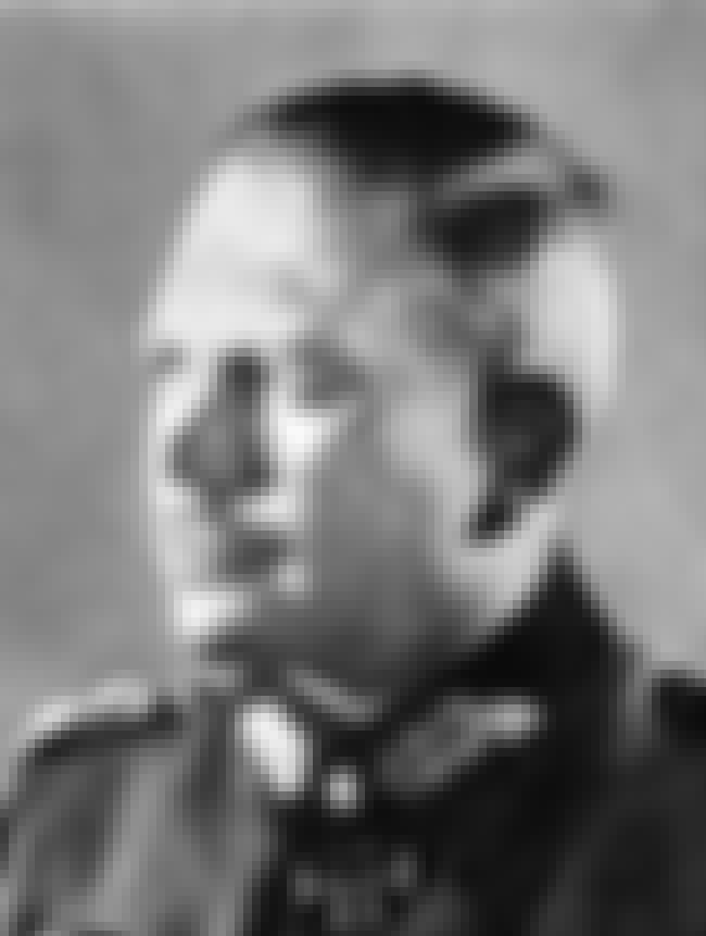 Heinz Guderian is listed (or ranked) 5 on the list List of Famous Generals