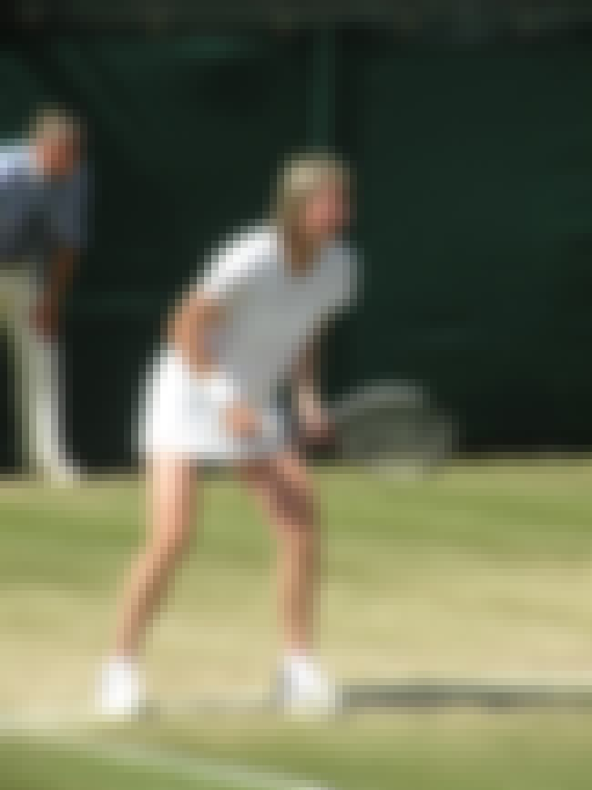 Helena Suková is listed (or ranked) 8 on the list The Best Tennis Players from Czech Republic