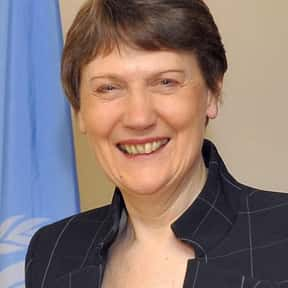 Helen Clark is listed (or ranked) 15 on the list Famous People From New Zealand