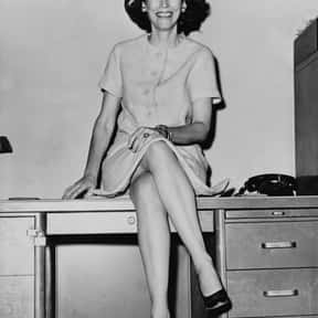 Helen Gurley Brown is listed (or ranked) 10 on the list Famous People From Arkansas