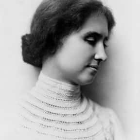 Helen Keller is listed (or ranked) 2 on the list Famous People Named Helen