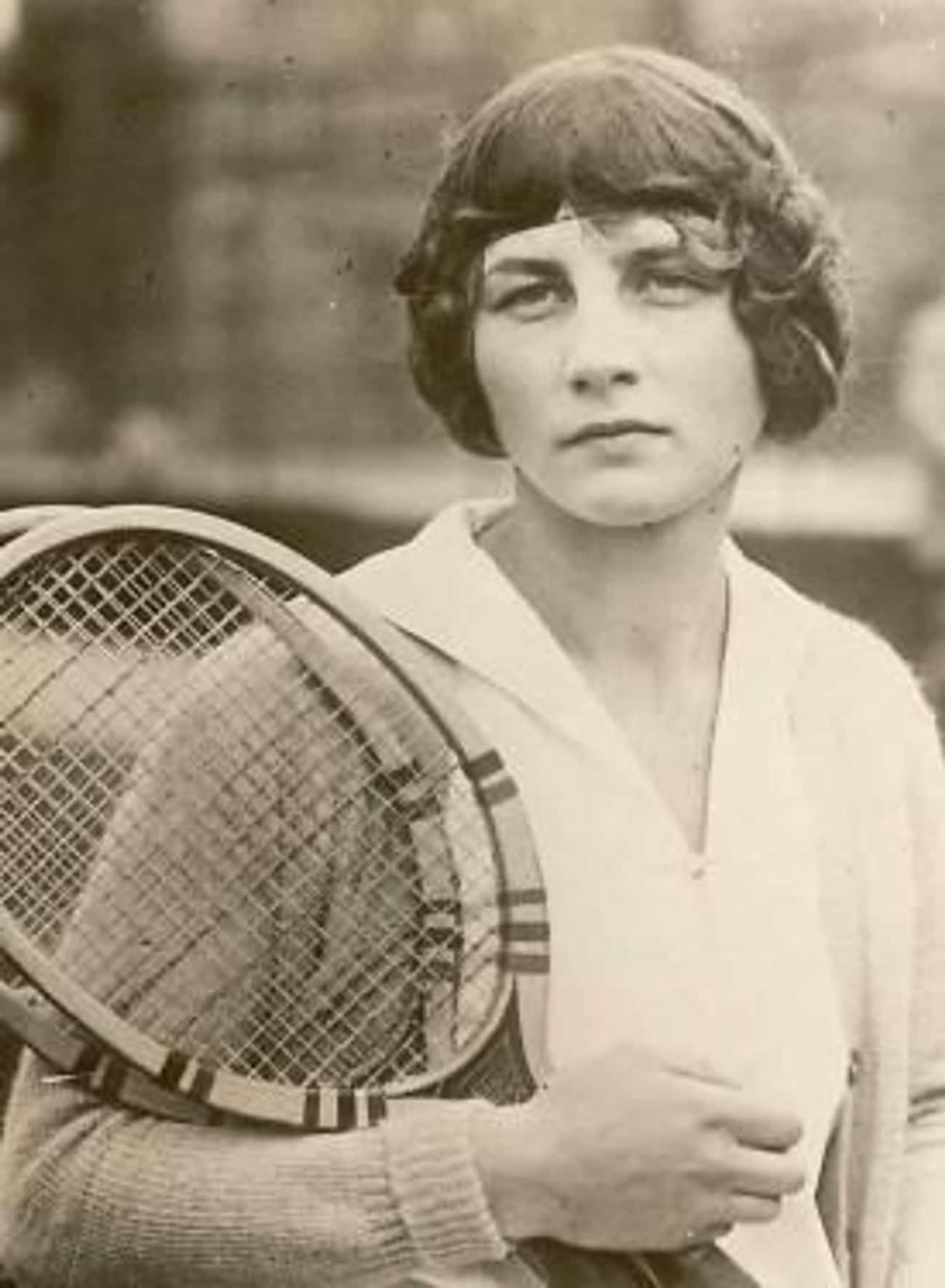 Helen Wills Moody is listed (or ranked) 1 on the list The Best Tennis Players from the United States