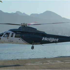 Helijet is listed (or ranked) 25 on the list List of Vancouver International Airport Airlines