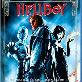 Hellboy is listed (or ranked) 25 on the list The Best Movies of 2004