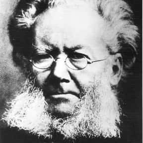 Henrik Ibsen is listed (or ranked) 4 on the list The Greatest Playwrights in History