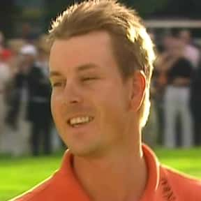 Henrik Stenson is listed (or ranked) 1 on the list The Best Swedish Golfers