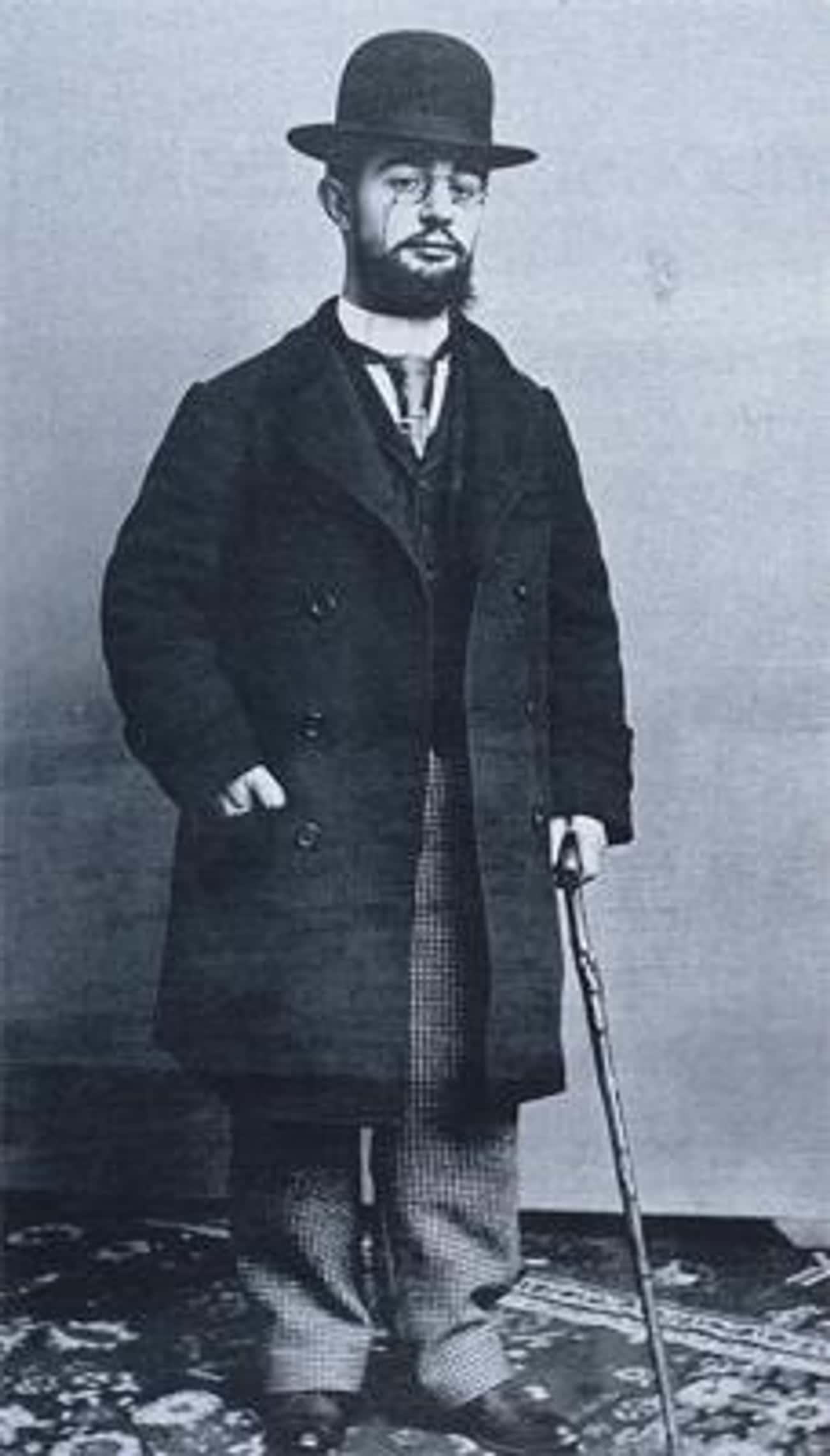 Henri de Toulouse-Lautrec is listed (or ranked) 4 on the list Famous Art Nouveau Artists