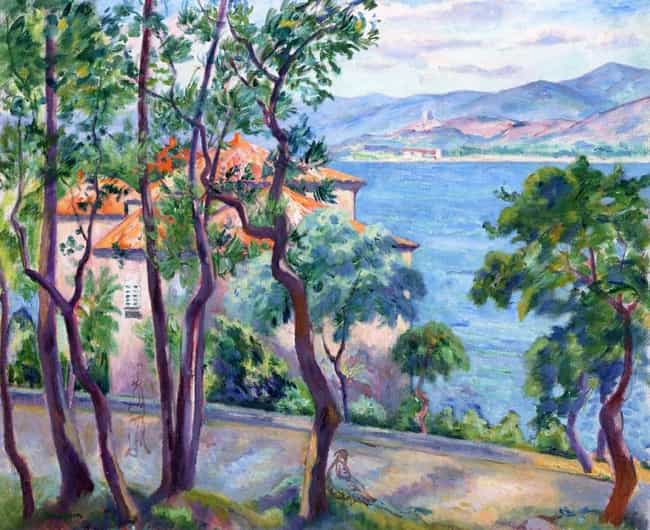 Henri Manguin is listed (or ranked) 3 on the list Famous Fauvism Artists, Ranked