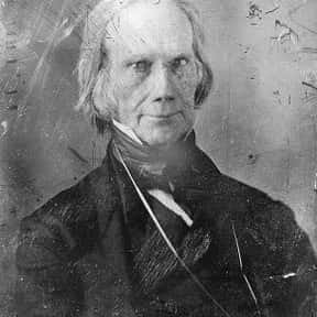 Henry Clay is listed (or ranked) 10 on the list Famous People Named Henry
