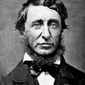 Henry David Thoreau is listed (or ranked) 18 on the list The Best Writers of All Time