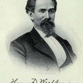 Henry D. Washburn is listed (or ranked) 16 on the list List of Famous Mountaineers