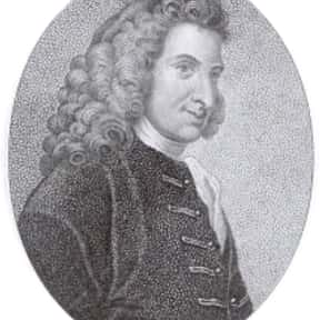 Henry Fielding is listed (or ranked) 24 on the list List of Famous Barristers