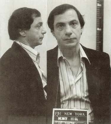 Henry Hill is listed (or ranked) 2 on the list Famous Male Mafiosos