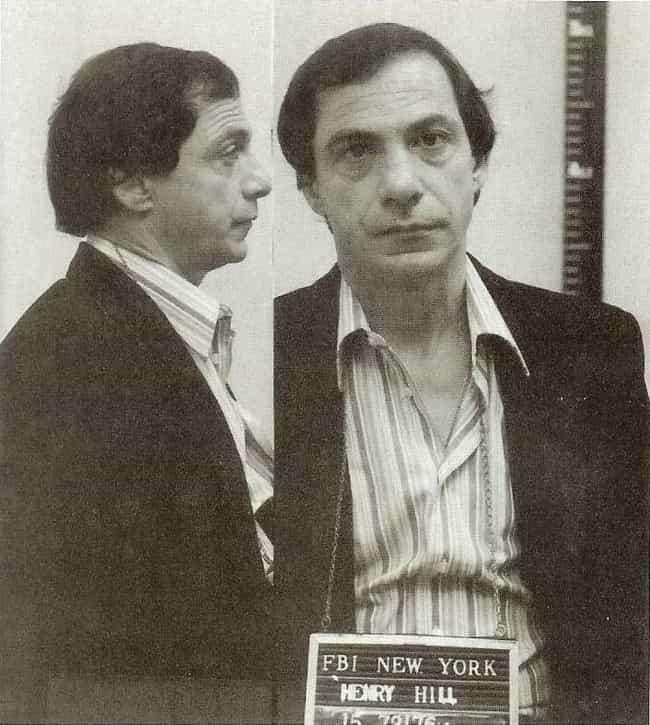 Henry Hill is listed (or ranked) 1 on the list Famous People in the Witness Protection Program