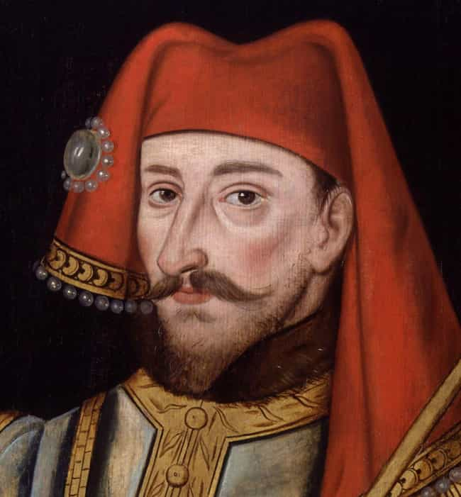 Henry IV of England is listed (or ranked) 2 on the list List of Famous Usurpers