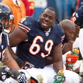 Henry Melton is listed (or ranked) 22 on the list List of Famous Football Defensive Linemans