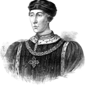 Henry VI of England is listed (or ranked) 15 on the list List of Famous Monarchs