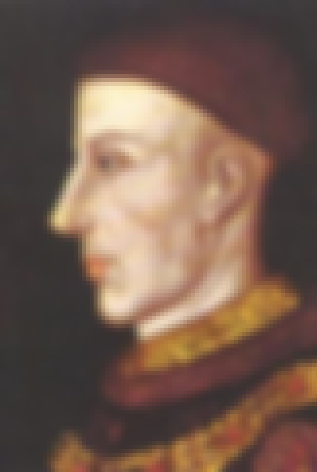 Henry V of England is listed (or ranked) 3 on the list Famous People Who Died of Dysentery